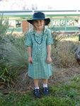 Girls summer dress